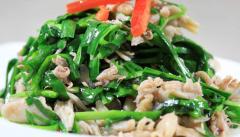 春季吃什么养生-四款养生菜为健康加分