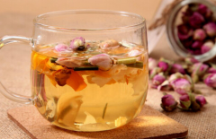 春季养生-推荐三款常见花茶