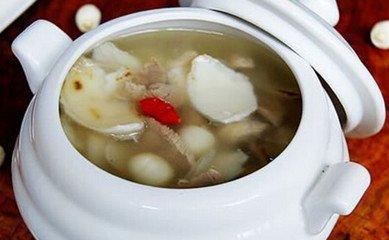 南方秋季养生汤有哪些