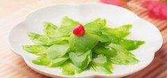 夏季养生菜谱及功效