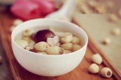 能清热的夏季养生汤食谱