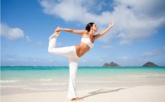 瑜伽运动的十个基本技巧