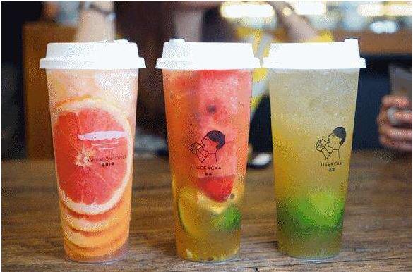 国内奶茶店十大品牌加盟店?